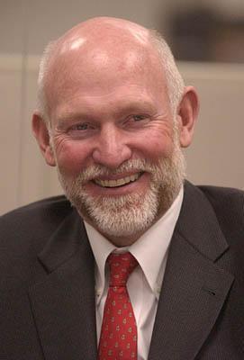 Envirocare's CEO, Salt Lake City businessman Steve Creamer.