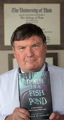 Howard Lemcke, a Salt Lake County prosecutor, has written a book