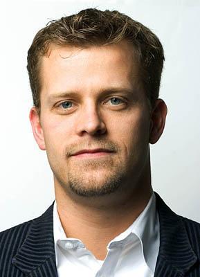 Josh James, CEO of Omniture Inc.