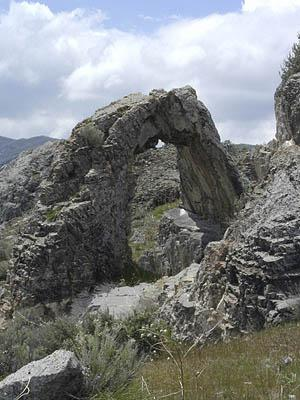 Chinese Americans want the U.S. Board on Geographic Names to rename Chinaman's Arch, at Golden Spike National Historic Site in Box Elder County. They want it to be called Chinese Arch.