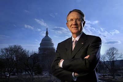 U.S. Senator Harry Reid