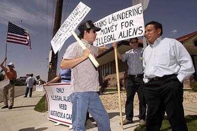 Tony Yapias Latino activist