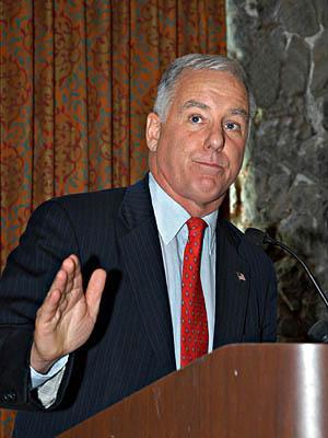 Howard Dean, DNC chairman