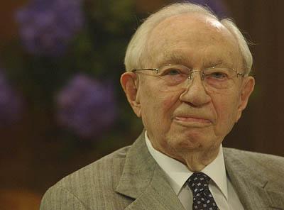 Hinckley heads to BYU on 96th birthday - The Salt Lake Tribune