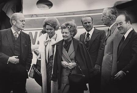 President Ford Tremonton Family Stays Close The Salt