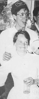 Warren and Annette Jeffs in 1993.