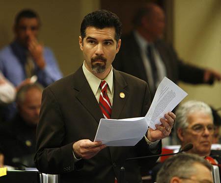 Utah Rep. Aaron Tilton