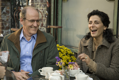 Richard Jenkins and Hiam Abbas star in Overture Films'
