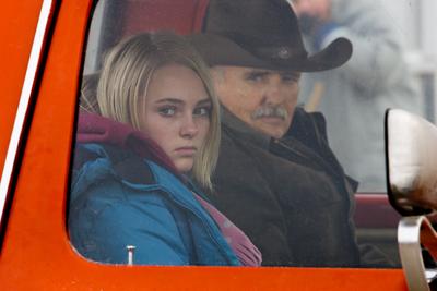 AnnaSophia Robb and Dennis Hopper star in Overture Films'