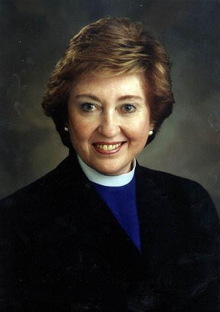 Utah Episcopalian Bishop Carolyn Tanner