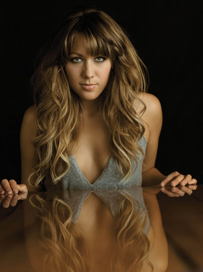 Colbie Caillat opens for John Mayer at Usana Amphitheatre on July 21.