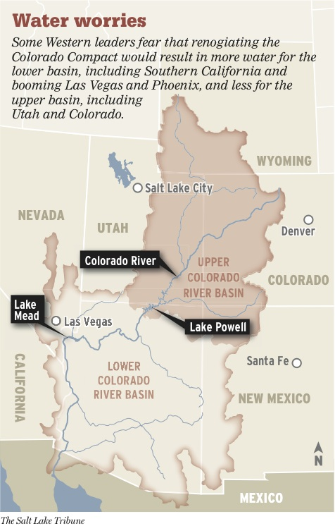 McCain stirs uproar with call for renegotiating Colorado River ...