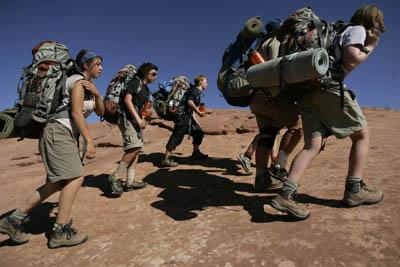 Adolescent wilderness programs utah