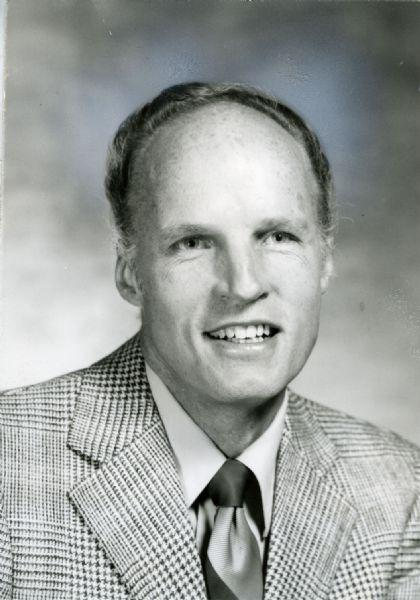 Truman Madsen in November 1972.