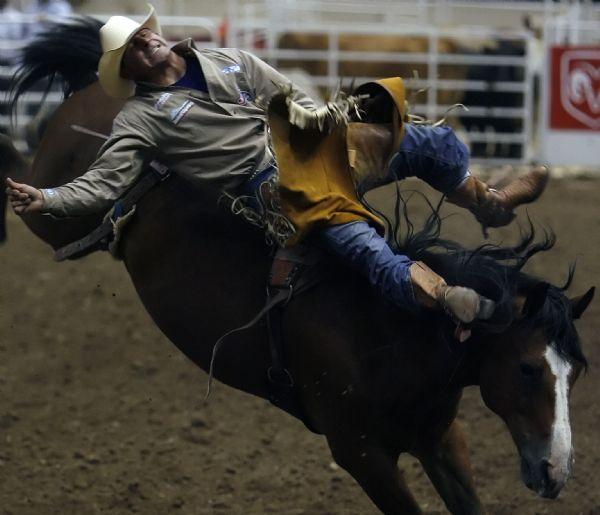 Days Of 47 Rodeo Rides West To E Center The Salt Lake