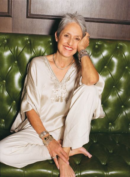 Joan Baez performs in Layton this week.