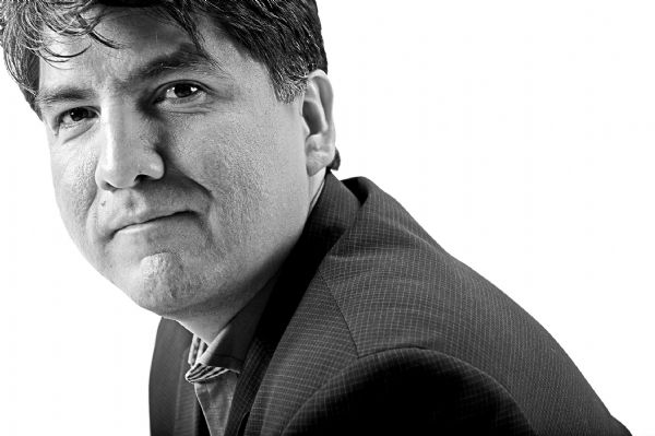 Author, screenwriter and 2007 National Book Award winner Sherman Alexie will be at King's English Bookshop Oct. 14.