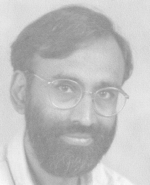 Dr. Venkatraman Ramakrishnan.  Courtesy of the University of Utah.
