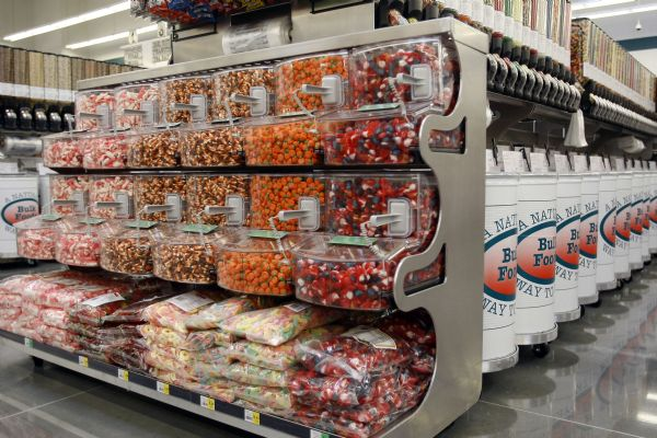 Over 600 Items Are Sold In Bulk At The 95000 Square Foot WinCo Foods Midvale
