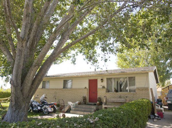The first house  Rick Koerber bought  in Spanish Fork, Utah on   Monday, September 28,2009  photo:Paul Fraughton/ The Salt Lake Tribune