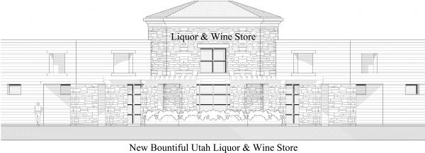 Construction on bountiful liquor store delayed the salt for Bountiful storage
