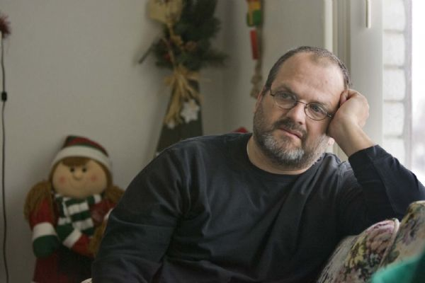Tim Peterson, a friend of Josh and Susan Powell, talks Wednesday in his home about his experiences with the couple.