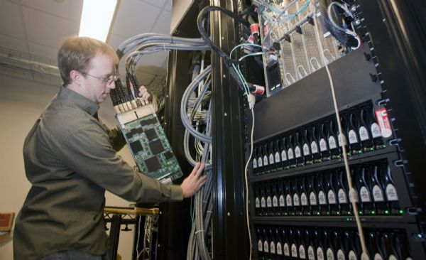 The University of Utah participated in the founding of the Internet 40 years ago. The U. was one of the first four