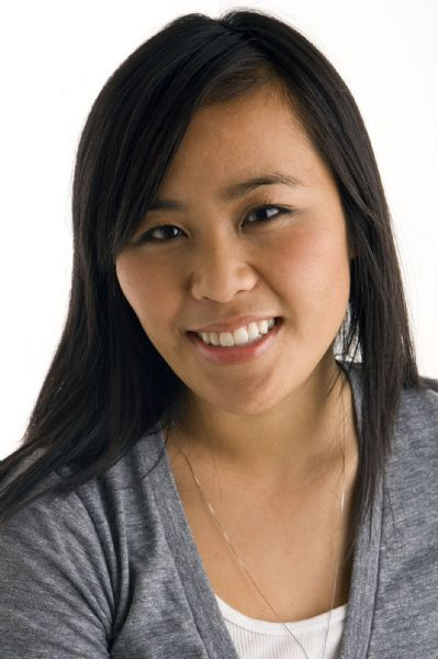 Maggie Thach photographed in the Tribune photo studio Friday January 11, 2008.