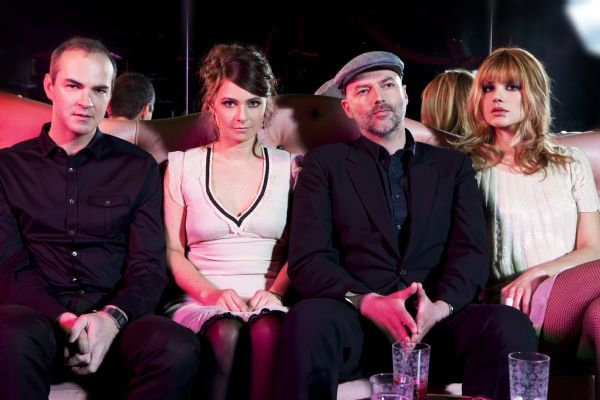 Nouvelle Vague comes from France to perform at Salt Lake City's Urban Lounge this week.