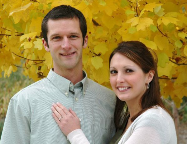 Kristen Taylor and Greg Bennin were on their way to Las Vegas for their wedding Wednesday when they were involved in a multiple-car collision on Interstate 15 near Cedar City. Taylor was killed in the crash. Bennin was injured.