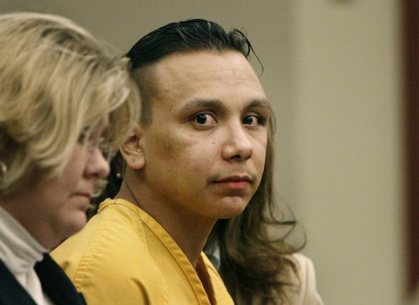Judge Deno Himonas will preside over the sentencing for Frank Benavidez, who plead guilty to first-degree felony murder and will be sentenced to 16 to life for his part ? as driver ? in the 7/6/08 shooting death of 7-year-old Maria Menchaca. BENAVIDEZ SENTENCING