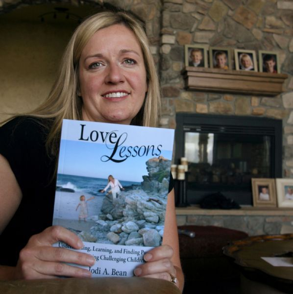Steve Griffin The Salt Lake Tribune Alpine Residents Jodi Bean And Her Husband Adopted Victoria