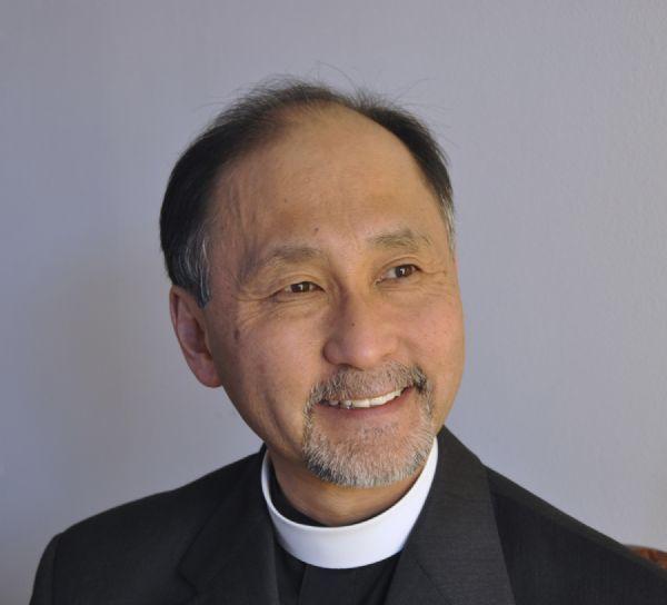 Scott Hayashi, a finalist for Utah's 11th Episcopal Bishop Credit: Diocese of Utah