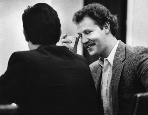 Ronnie Lee Gardner in 1985. Tribune file photo