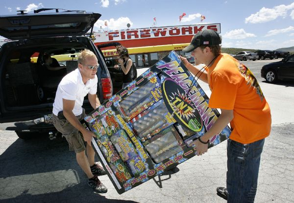 Utahns busted for buying Wyoming fireworks, .. | The Salt Lake Tribune