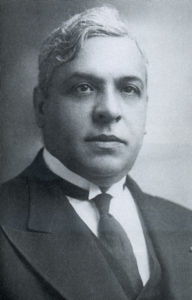 Aristides de Sousa Mendes, Portugal's consul in Bordeaux who issued 30,000 visas to war refugees in defiance of President Salazar.