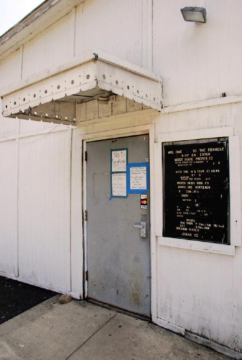 Club foxhole strip