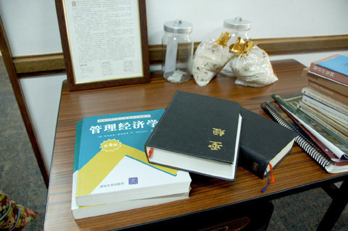 LDS scriptures, such as The Book of Mormon, as well as church-produced manuals and documents have been translated into Chinese.