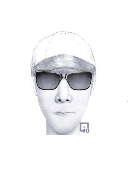 Courtesy of Salt Lake City Police Department Police released this composite sketch for a man police want to talk to relating to the Rosia Tapia cold case.