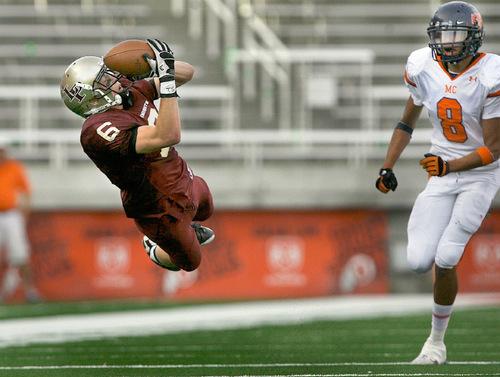 Prep football: Lone Peak linebackers leading stellar 'D ...