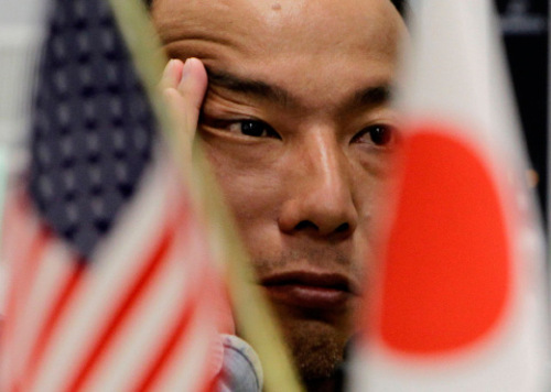 Shuji Kajiyama  |  The Associated PressA money trader reacts at a dealing room at a foreign exchange firm where the U.S. dollar hit the new 15-year low against yen in Tokyo, Japan, Tuesday, Sept. 14, 2010. The dollar fell below 83.30 yen at midmorning in Tokyo, breaking the previous low of 83.35 yen it fetched on Sept. 8.