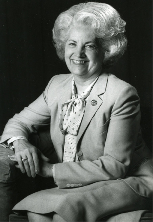 Barbara B. Smith LDS womens leader who led antiERA fight dies at 88 The Salt Lake
