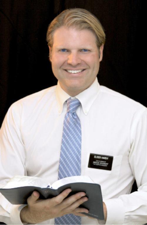 2011 Men on a Mission Calendar. Brigham Young Alumni Edition.  Chad Hardy,