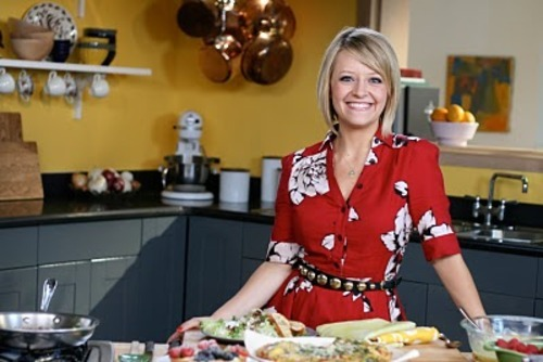 Courtesy photo Kelsey Nixon's cooking show debuts Saturday, Nov. 6 at 12:30 p.m. on the Cooking Channel.