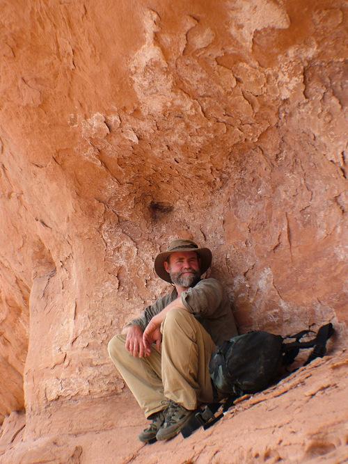 Craig Childs, author of