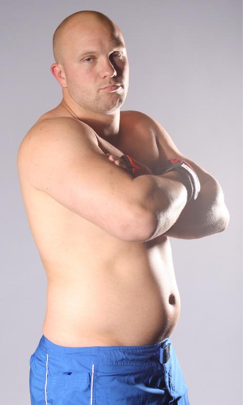 MMA athlete Jan Jorgensen. Courtesy Photo