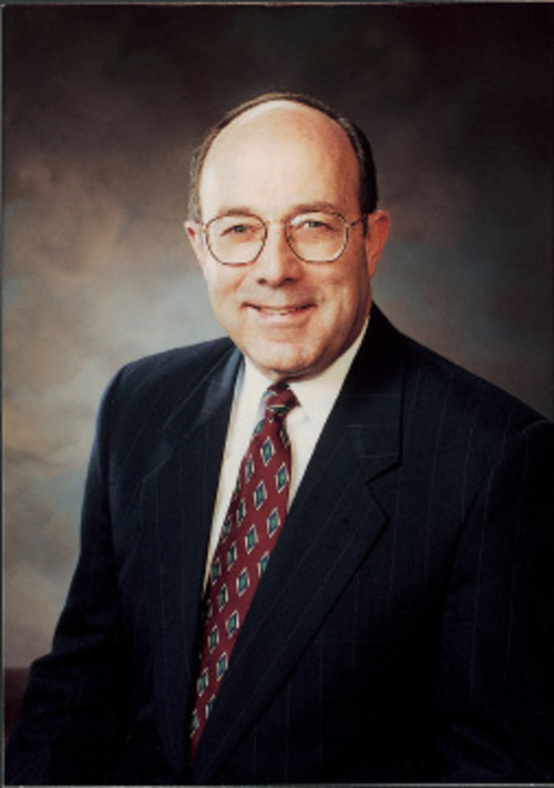 Bishop Keith B. McMullin • Second counselor in the LDS Church's Presiding Bishopric.