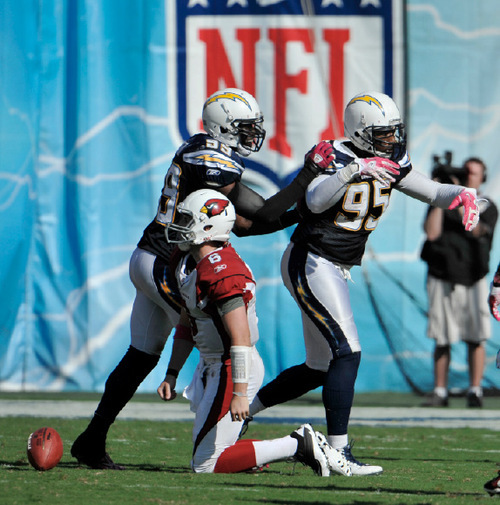 San Diego Chargers Football Scores: Chargers 41, Cardinals 10: Max Hall Gets Playing Time