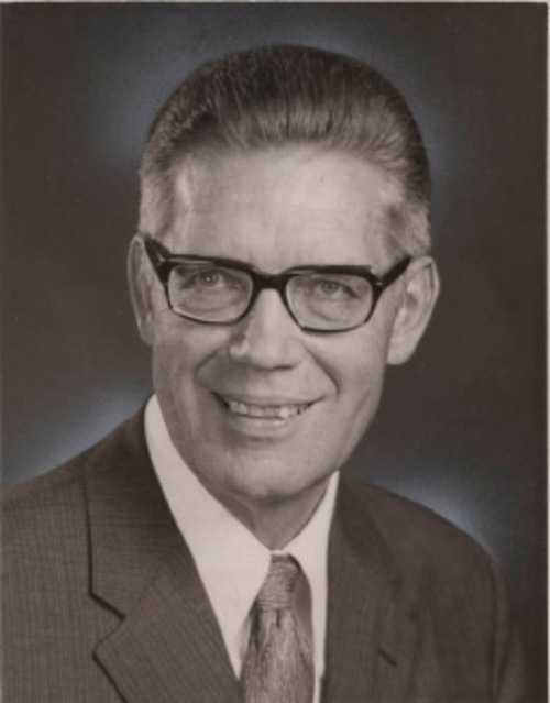Bruce R. McConkie. 1972 file photo