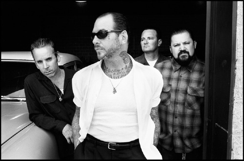 Social Distortion performs at Saltair in the coming week.